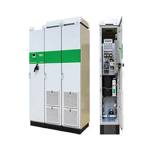 three-phase AC drive / pre-assembled / floor-standing / fan
