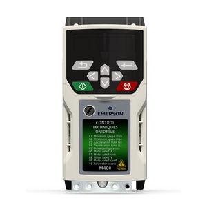digital AC drive / DIN rail / panel-mount / vertical