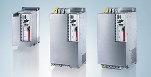 3-phase servo-drive / digital / EtherCAT / 480 V