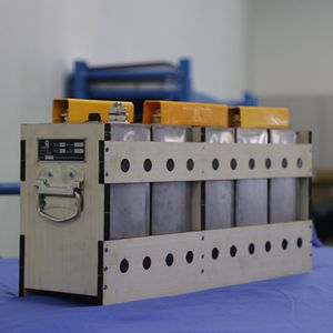 Ni-Cd battery system