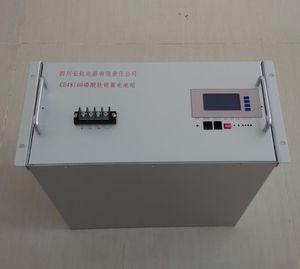 LiFePO4 battery system