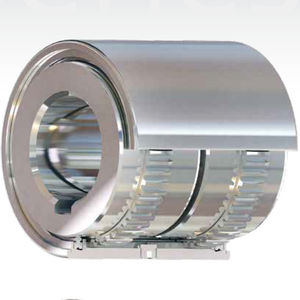 gear coupling / misalignment correction / sleeve