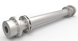torsionally rigid coupling / disc / for shafts / maintenance-free