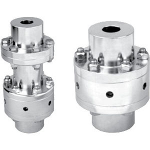 rigid coupling / pump / flange