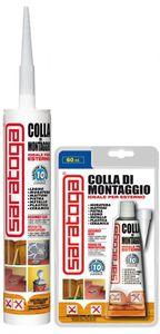 multi-component resin glue