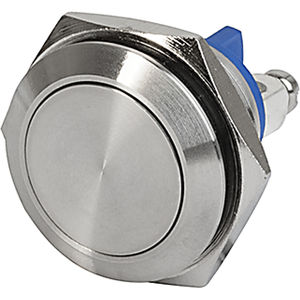 electromechanical push-button switch / momentary / sealed
