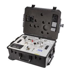 natural gas analyzer / moisture / pressure / portable