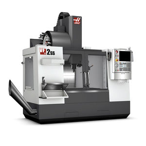 3-axis machining center / vertical / high-speed / direct-drive