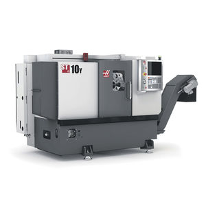 CNC turning center / 3-axis / Y-axis / universal