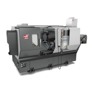 CNC turning center / 3-axis / tapping / double-spindle