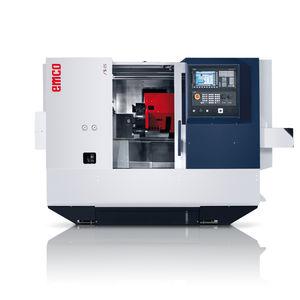 CNC lathe / 2-axis / powerful / for bar machining