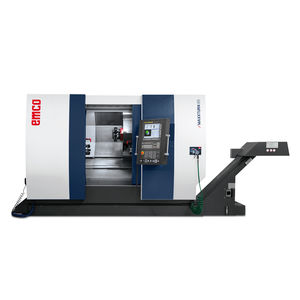 CNC turning center / 2-axis / universal / with gantry loader