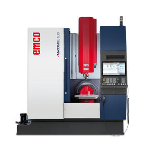 5-axis CNC milling center