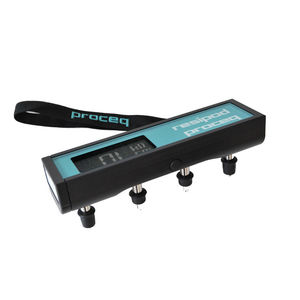 concrete resistivity measuring instrument / laboratory / portable / all-in-one