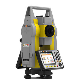 reflectorless total station / with prism / manual / waterproof