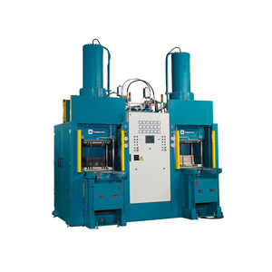 hydraulic press / compression / transfer / for thermosetting molding