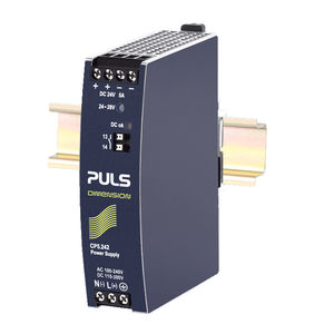 AC/DC power supply / DC/DC / adjustable / with power factor correction (PFC)
