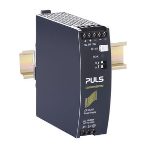 AC/DC power supply / single-output / with power factor correction (PFC) / wide input range