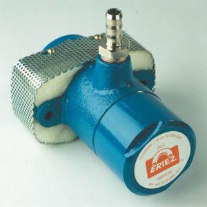 pneumatic vibrator / for hopper / piston