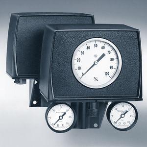 barometric pressure transmitter / vacuum / membrane / analog