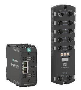 digital I/O module / EtherNet/IP / Modbus/TCP / 16-I/O
