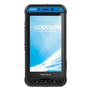 4G LTE industrial smartphone / WiFi / Bluetooth / IP68