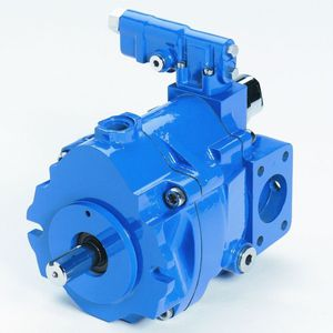 hydraulic piston pump / compact / high-efficiency / low-noise