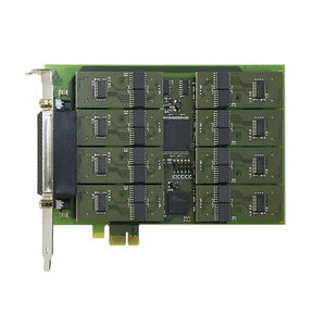 PCI Express interface card / serial / industrial