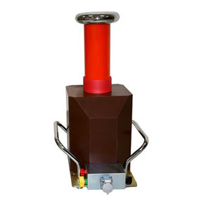 cable test system / high-voltage direct current / for electrical networks / medium-voltage