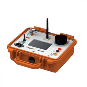 phase detector / portable / with digital display / industrial