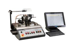 horizontal balancing machine / dynamic / high-accuracy