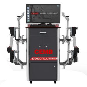 8 CCD alignment machine
