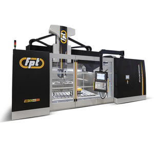 5-axis CNC milling machine / vertical / gantry / with fixed table