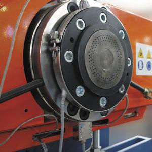 plastic waste granulator / for plastics / for plastic pellet manufacturing