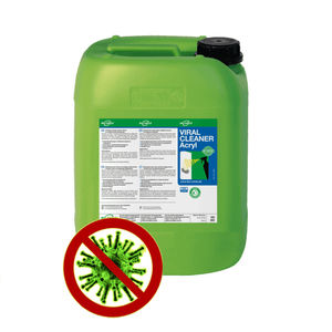 metal cleaning product / glass