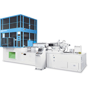 injection-stretch blow molding machine / for large containers / for PET containers / multi-station
