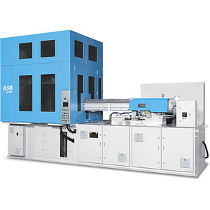 injection-stretch blow molding machine / for PET bottles / for PP bottles / for the cosmetics industry