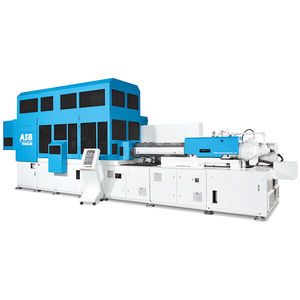 injection-stretch blow molding machine / for PET bottles / 1.5 step / for the beverage industry