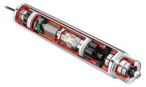 conveyor motorized roller