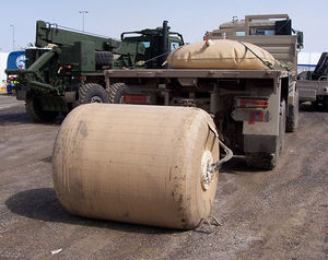 helitransportable tank