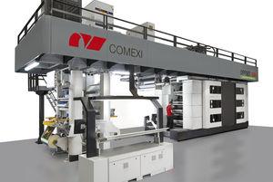 web-fed offset press