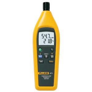 temperature measuring instrument / relative humidity / air quality / HVAC