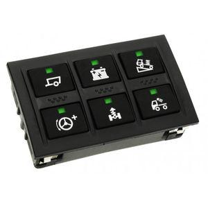 panel-mount keyboard / with mechanical keys