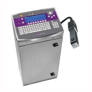 small character marking machine / inkjet / benchtop / automatic