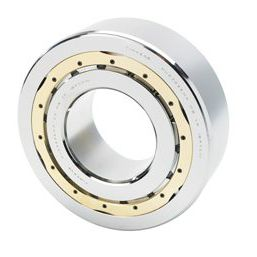 cylindrical roller bearing / radial / axial / single-row