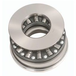 cylindrical roller thrust bearing / self-aligning