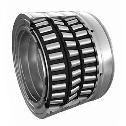 tapered roller bearing / four-row / steel / high-speed