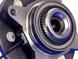 tapered roller bearing / single-row / steel / hub