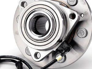 tapered roller bearing / radial / steel / sealed