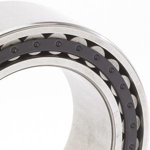 spherical roller bearing / cylindrical roller / spherical / high-precision